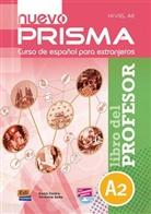 Gení Castro, Genis Castro, Genis Castro Niubó, Veronica Seda, Verónica Seda - Nuevo PRISMA A2: Libro del profesor