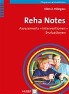 Ellen Z Hillegass, Ellen Z. Hillegass - Reha Notes
