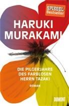 Murakami Haruki, Haruki Murakami - Die Pilgerjahre des farblosen Herrn Tazaki