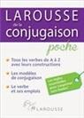 Collectif - Larousse de la conjugaison poche