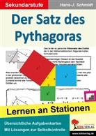 Hans-J Schmidt, Hans-J. Schmidt - Der Satz des Pythagoras