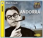 Max Frisch, Anna-Maria Böhm, Aischa-Lina Löbbert, Isabel Vollmer, Ber Alexander Petzold, Bert A. Petzold... - Andorra, 2 Audio-CDs (Hörbuch)