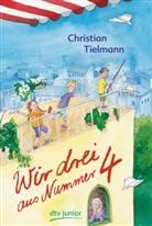 Christian Tielmann, Stefanie Scharnberg - Wir drei aus Nummer 4