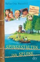 Katarina Mazetti - Die Karlsson-Kinder, Spukgestalten und Spione