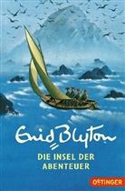 Enid Blyton, Behrend Buchholz, Dieter Wiesmüller, Yvonne Übersetzt von Hergane-Magholder, Umschlag - Die Insel der Abenteuer