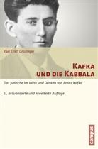 Karl Erich Grözinger - Kafka und die Kabbala
