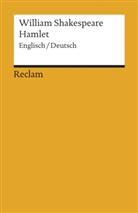 William Shakespeare, Holge Klein, Holger Klein - Hamlet, Englisch-Deutsch