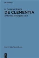Seneca, Lucius Annaeus Seneca, Ermann Malaspina, Ermanno Malaspina, Hermannu Malaspina - De clementia libri duo