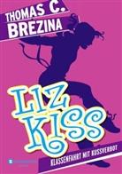 Thomas Brezina, Thomas C Brezina, Thomas C. Brezina - Liz Kiss - Klassenfahrt mit Kussverbot