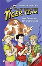 Thomas Brezina, Thomas C Brezina, Thomas C. Brezina - Ein MINI-Fall für dich und das Tiger-Team - Das Geheimnis der Glückskatze