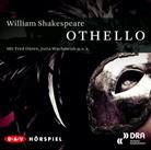 William Shakespeare, Reimar J. Baur, Reimar Johannes Baur, Fred Düren, Klaus Piontek, Joachim Tomaschewsky... - Othello, 2 Audio-CDs (Hörbuch)