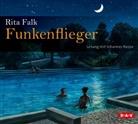 Rita Falk, Johannes Raspe - Funkenflieger, 6 Audio-CDs (Hörbuch)