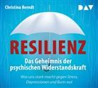Christina Berndt, Ulrike Hübschmann - Resilienz. Das Geheimnis der psychischen Widerstandskraft, 4 Audio-CDs (Hörbuch)