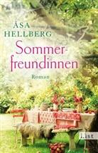 Hellberg, Åsa Hellberg - Sommerfreundinnen