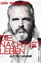 Marquardt, Sve Marquardt, Sven Marquardt, Judka Strittmatter - Die Nacht ist Leben