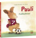Eve Tharlet, Brigitte Weninger, Eve Tharlet - Pauli - Fußballstar