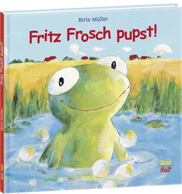 Birte Müller, Birte Müller - Fritz Frosch pupst!