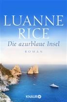 Luanne Rice - Die azurblaue Insel
