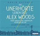 Gavin Extence, Florian Lukas - Das unerhörte Leben des Alex Woods oder warum das Universum keinen Plan hat, 6 Audio-CDs (Hörbuch)