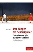 Gerd Heinz - Der Sänger als Schauspieler