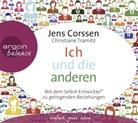 Jens Corssen, Christiane Tramitz, Christian Baumann, Jens Corssen, Verena Rendtorff - Ich und die anderen, 4 Audio-CDs (Hörbuch)