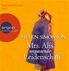 Helen Simonson, Reinhard Kuhnert - Mrs. Alis unpassende Leidenschaft, 6 Audio-CDs (Hörbuch)