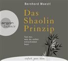 Bernhard Moestl, Herbert Schäfer - Das Shaolin-Prinzip, 3 Audio-CDs (Hörbuch)