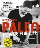KNEZEVIC, Silvio Knezevic, Richte, Nico Richter, Silvio Knezevic - PALEO power for life