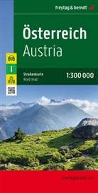 Freytag-Berndt und Artaria KG, Freytag-Bernd und Artaria KG - Freytag & Berndt Autokarte Österreich. Austria