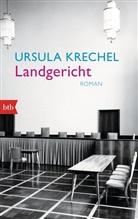 Ursula Krechel - Landgericht