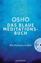 Osho - Das blaue Meditationsbuch, m. Meditations-DVD