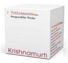 Jiddu Krishnamurti - Ausgewählte Werke, 8 Bände
