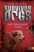 Erin Hunter, Friedrich Pflüger - Survivor Dogs - Die verlassene Stadt