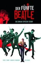 Kyle Baker, Andrew Robinson, Andrew C. Robinson, Vivek J. Timary, Vivek Tiwari, Vivek J Tiwari... - Der fünfte Beatle: Die Brian Epstein Story