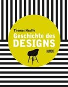 Thomas Hauffe - Geschichte des Designs