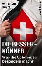 Wolfgang Koydl - Die Besserkönner