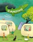 Eilika Mühlenberg, Eilika Mühlenberg, Eilika Illustriert von Mühlenberg - Camping
