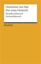 Hartmann von Aue, Busc, Wol, Jürge Wolf, Jürgen Wolf - Der arme Heinrich