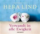 Hera Lind, Doris Wolters, Audiobuc Verlag - Verwandt in alle Ewigkeit, 4 Audio-CDs (Hörbuch)