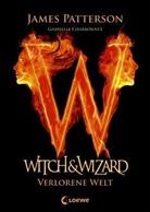 Charbonne, Gabriell Charbonnet, Gabrielle Charbonnet, Patterson, James Patterson, Loewe Jugendbücher - Witch & Wizard - Verlorene Welt