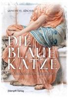Geneviève Lüscher - Die blaue Katze