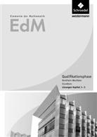 Heinz Griesel, Andreas Gundlach, Helmut Postel, Friedrich Suhr - Elemente der Mathematik (EdM) SII, Ausgabe Nordrhein-Westfalen (2014): Qualifikationsphase Grundkurs: Lösungen Kapitel 1-3