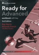 Amanda French, Roy Norris, Richard Duszczak, Peter Harper, Lazlo Veres - Ready for Advanced Workbook with Key and Audio CD