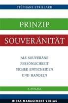 Stéphane Etrillard - Prinzip Souveränität