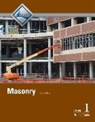 National Center for Construction Educati, NCCER, NCCER, . NCCER, National Center for Construction Educati - Masonry Level 1 Trainee Guide