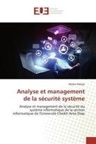 Malaw Ndiaye, Ndiaye-M - ANALYSE ET MANAGEMENT DE LA SECURITE SYSTEME