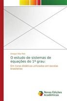Enoque Silva Reis - O estudo de sistemas de equações do 1º grau: