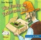 Sven Nordqvist, Fred Maire, Laura Maire, Sven Nordqvist, Jens Wawrczeck - Wie Findus zu Pettersson kam, 1 Audio-CD (Hörbuch)