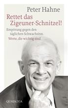 Peter Hahne - Rettet das Zigeuner-Schnitzel!