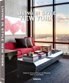 Jean Nayar, Vanessa von Bismarck, Vanessa Von Bismarck, Weine von Bismarck, Vanessa Weiner von Bismarck - Living in style : New York